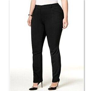 NWT Style & Co Macy's Skinny Cargo Pants Plus 24W